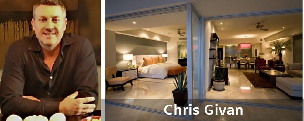 Interior decorators Orange County CA Chris Givan