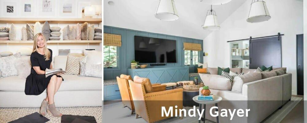 Interior decorators Orange County CA Mindy Gayer