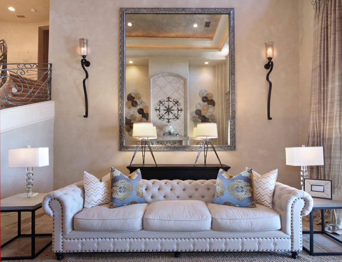 Interior design Newport Beach Anna Shiwlall