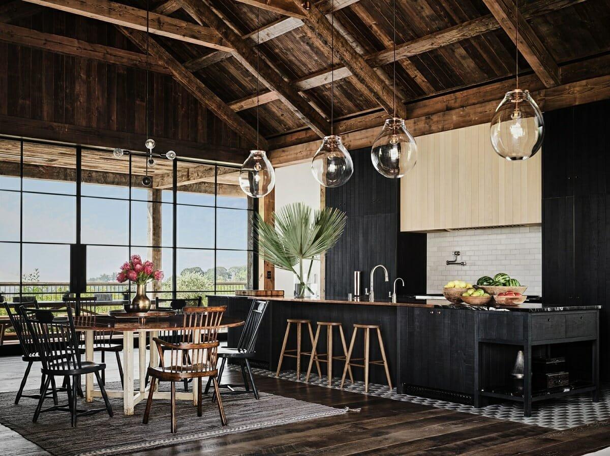 Interior design color trends 2022