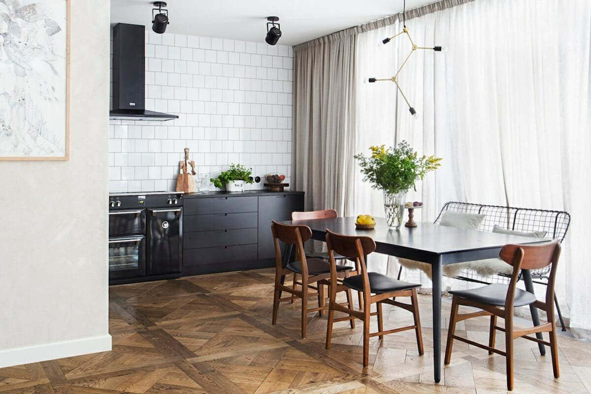 Interior design floor pattern trends 2022 - Archi