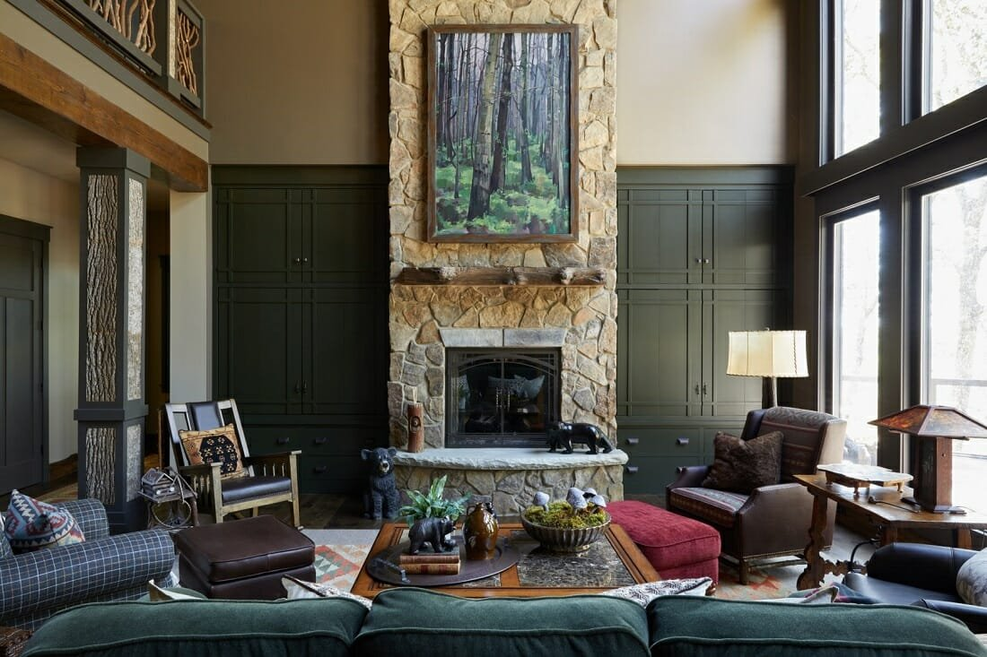 Interior design in Nashville by Interior Anthology