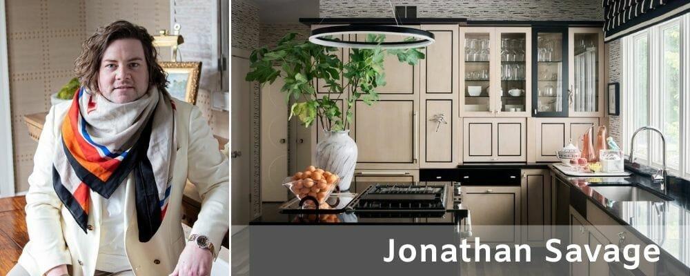 Jonathan Savage best interior designer Nashville