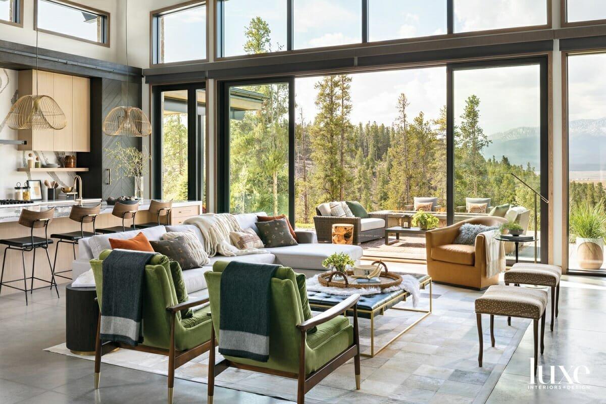 Luxe interiors and design - inspiration of online interior designer