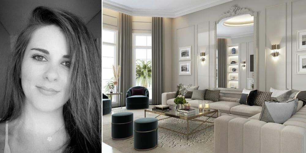 Nathalie Issa online interior decorator and designer