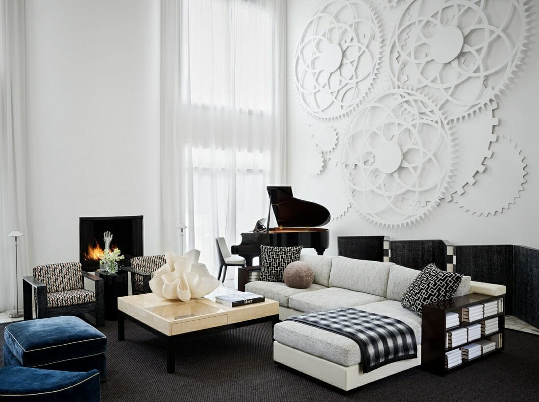 One of the top interior designers in Nashville, TN, Jonathan Savage