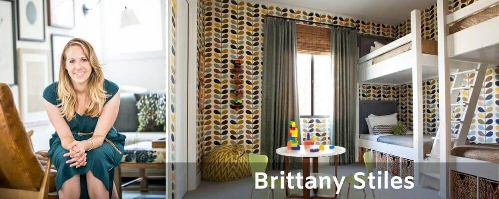 Orange County interior designers Brittany Stiles