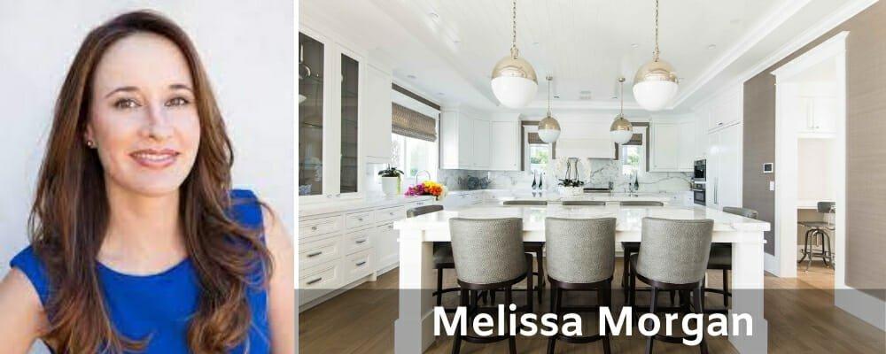 Orange County interior designers Melissa Morgan