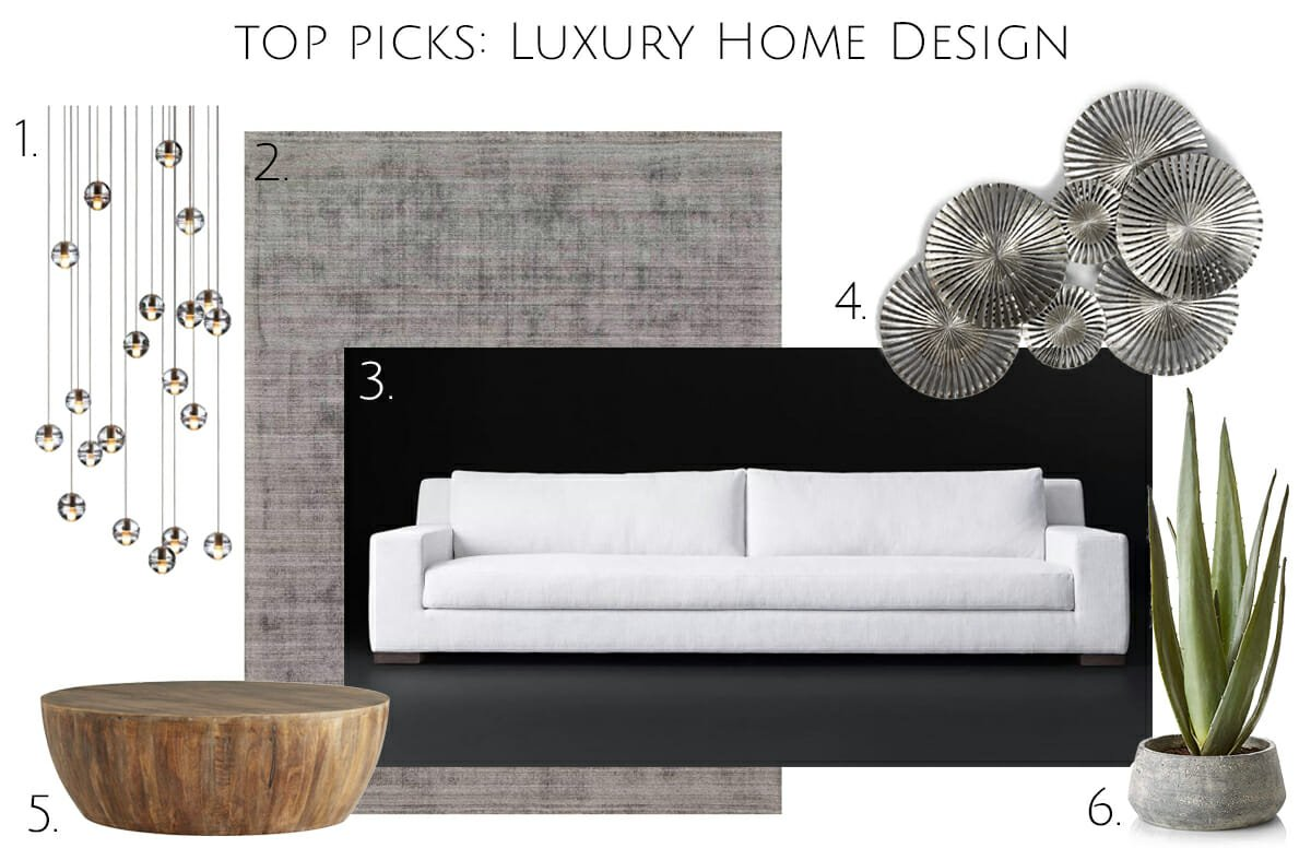 Top Picks luxury home interior design