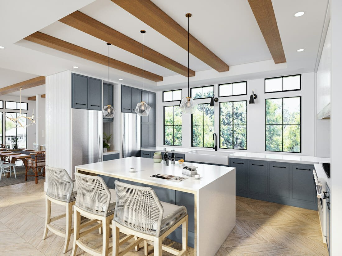 Two-tone-blue-and-white-kitchen-cabinets-Sonia-C