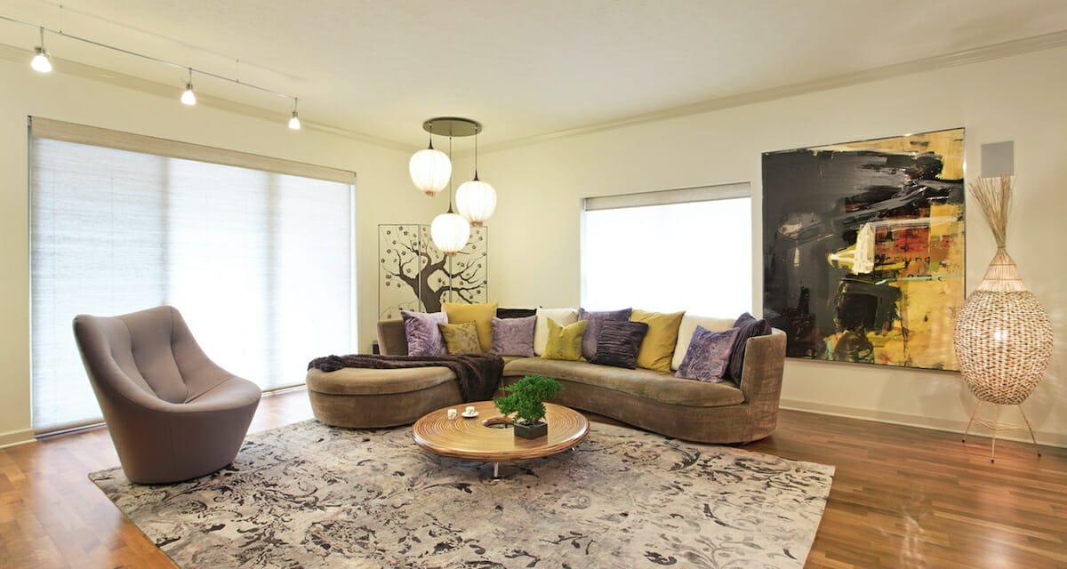 eclectic indianapolis interior design