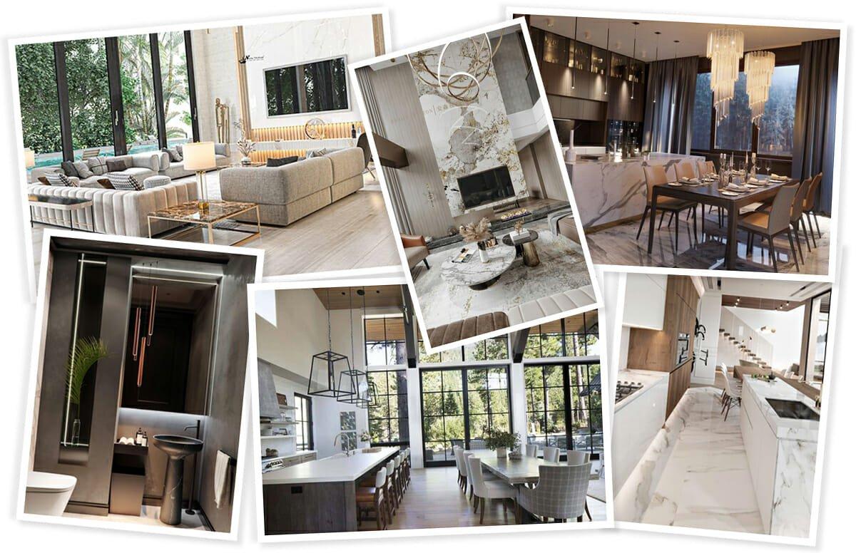 luxury home design inspiration