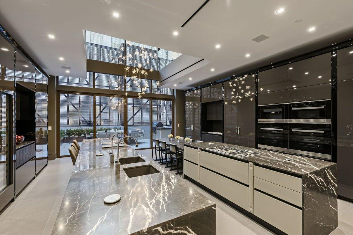 luxury home interior design - Kitchen
