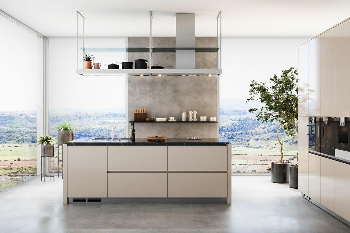 minimalist kitchen interior design trends 2022