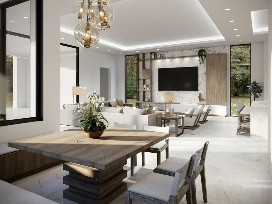 online luxury home interior design