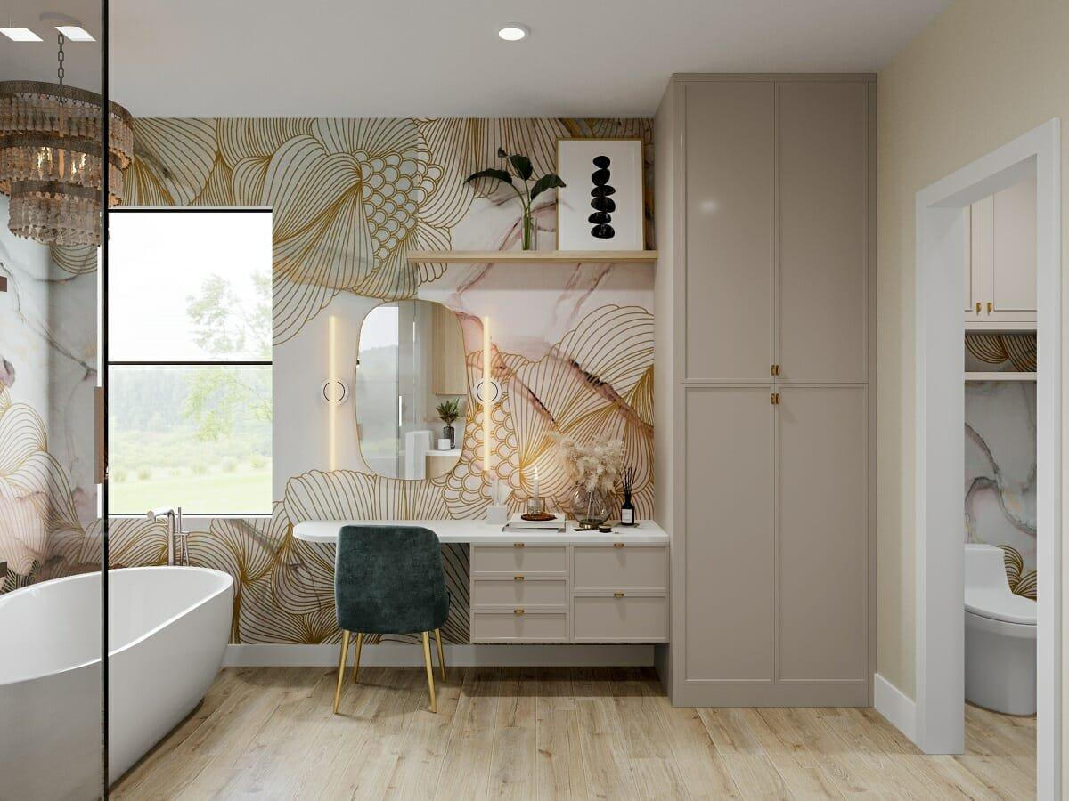 2022 master bathroom trends - Betsy M