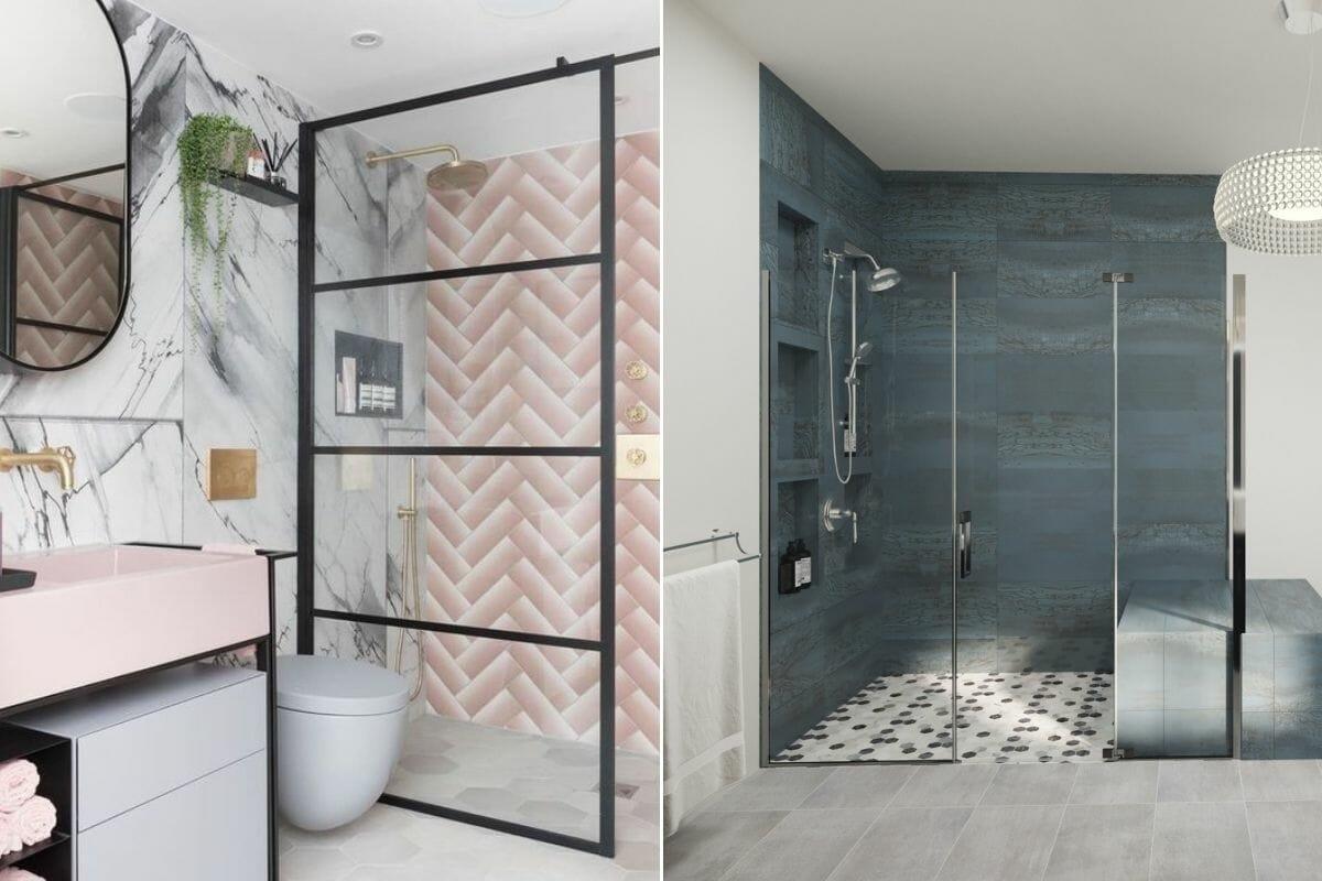 Bathroom color trends 2022