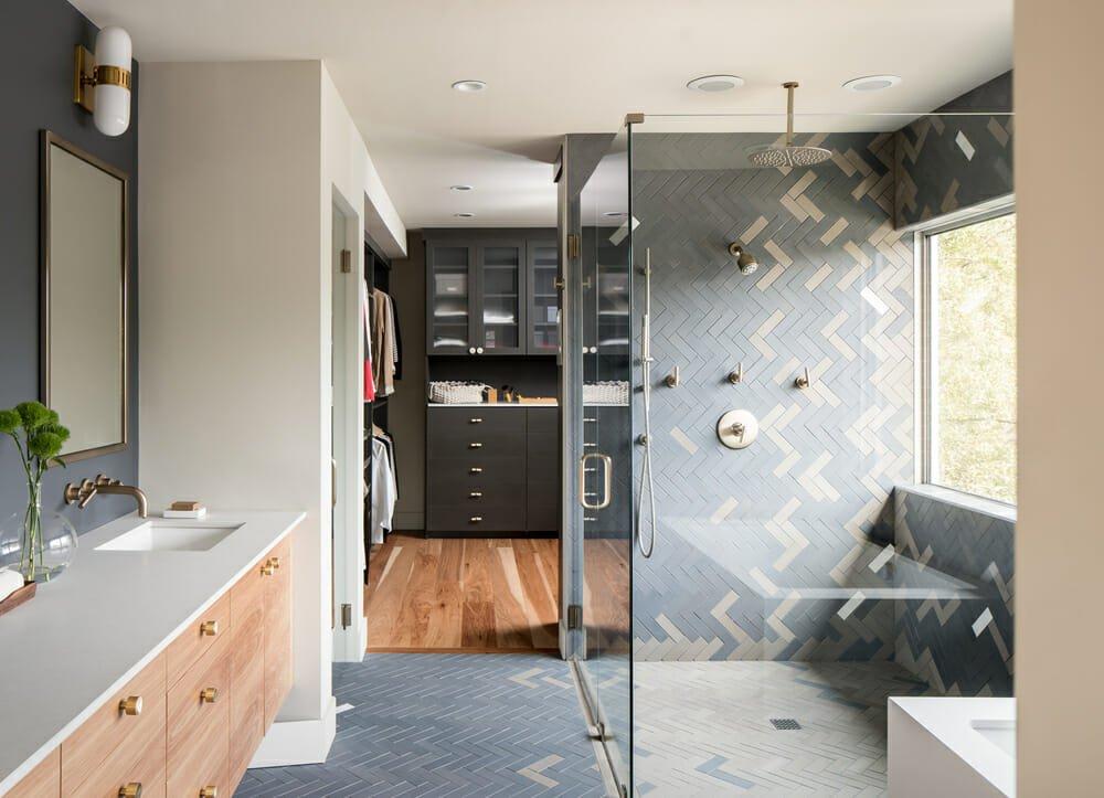 Bathroom color trends 2022 - design platfrom