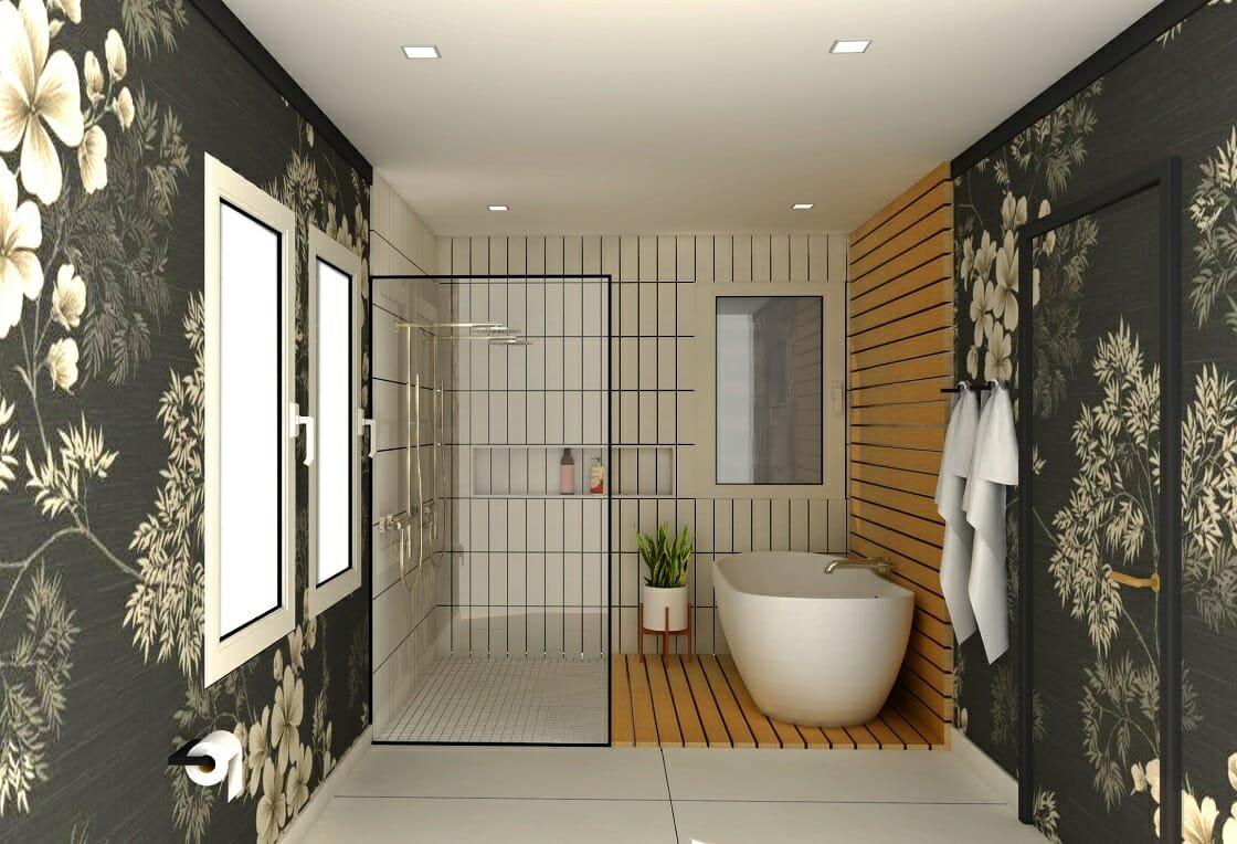 Bathroom decor trends 2022 - Autumn M