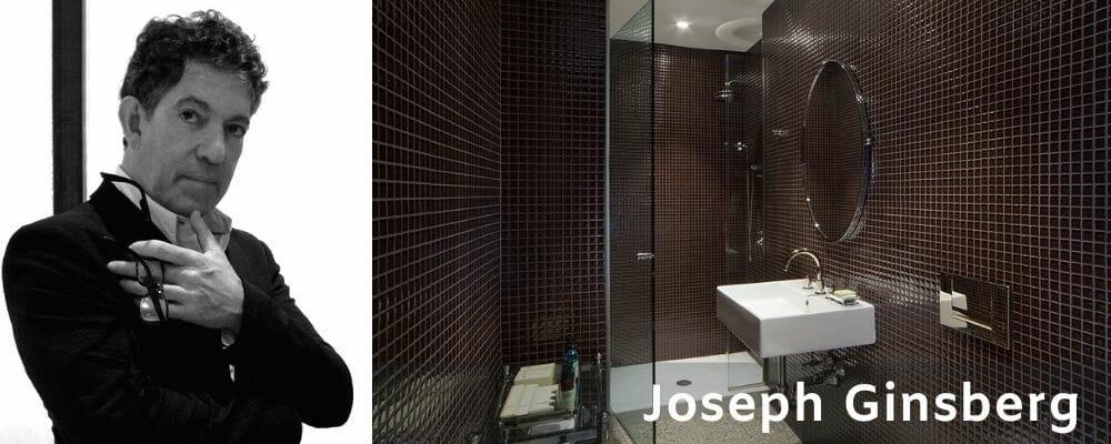 Bathroom interior designers - Jospeh Ginsberg