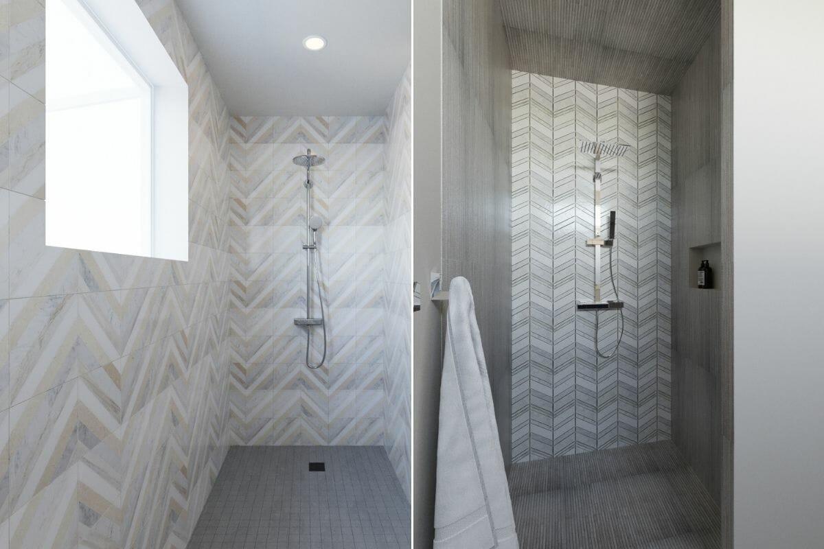 Bathroom tile trends 2022 - Wanda