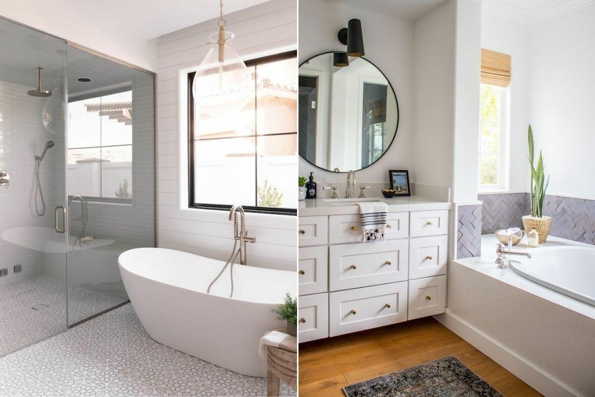 Becki Owens small bathroom interior design