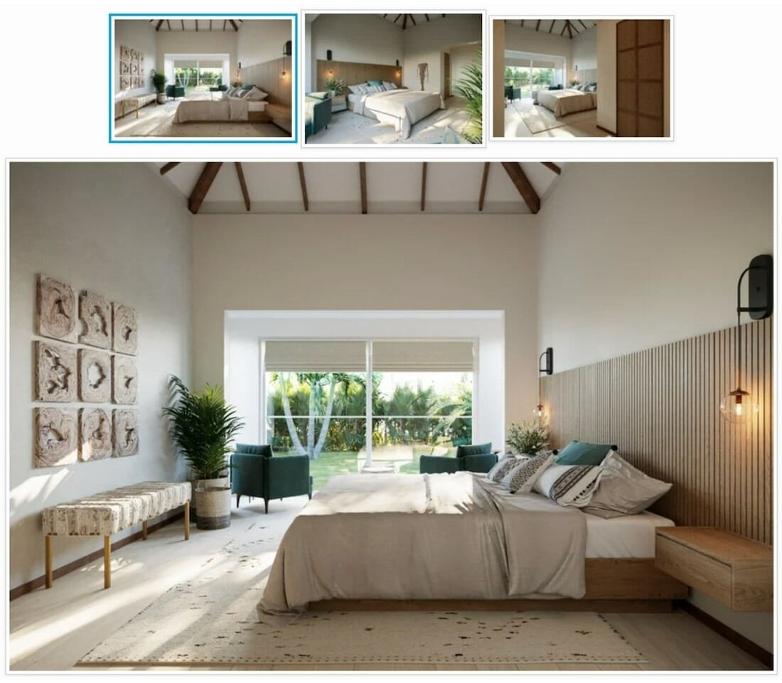 Decorilla virtual interior decorator realistic 3d renderings