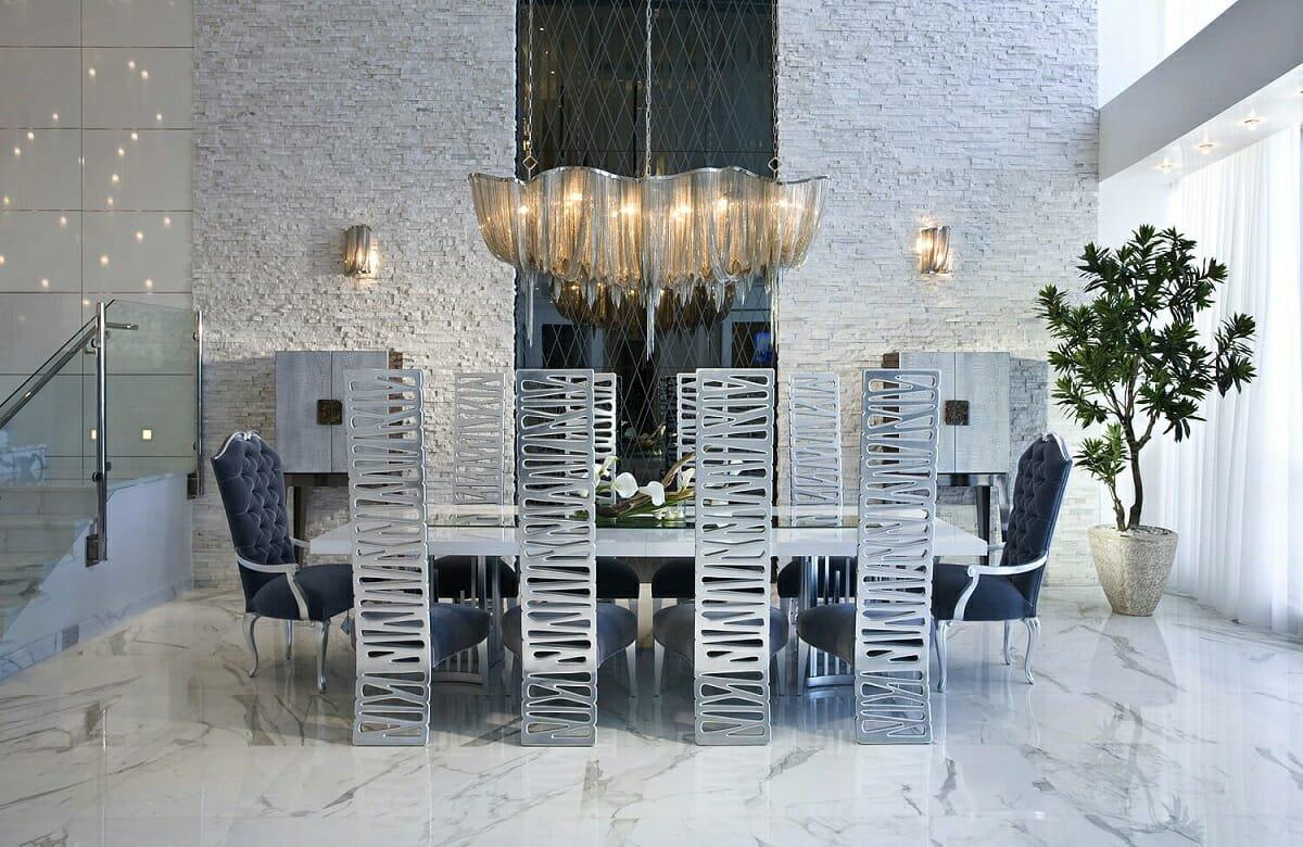 Glam dining room ideas - Renata p