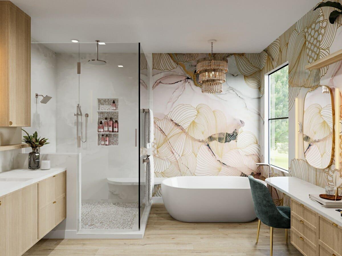Glam interior design - Betsy M
