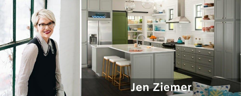 Hire an interior designer Jen Ziemer