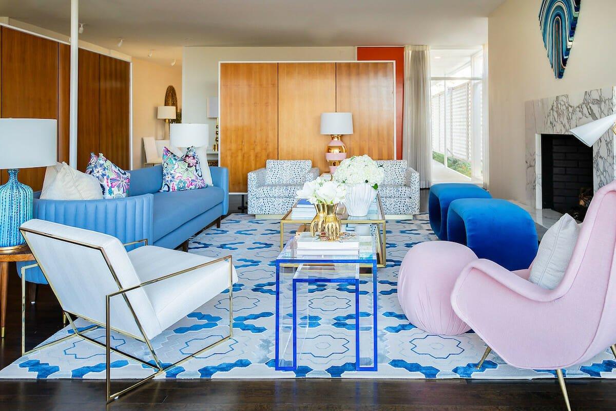 Hire an interior designer Kelley Parker Roberts