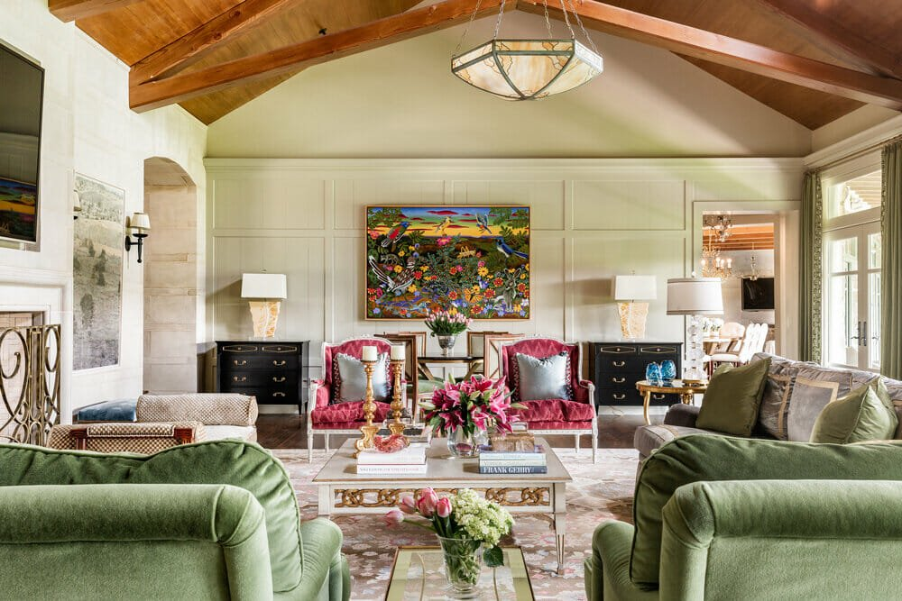 Hire an interior designer Trish Sheats