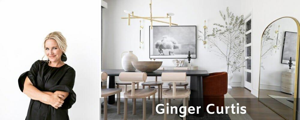 Interior decorators Fort Worth Ginger Curtis