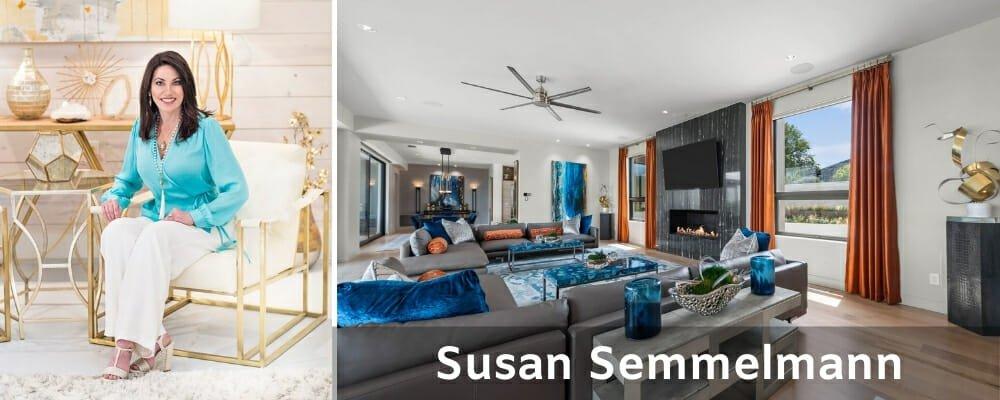 Interior decorators Fort Worth Susan Semmelman