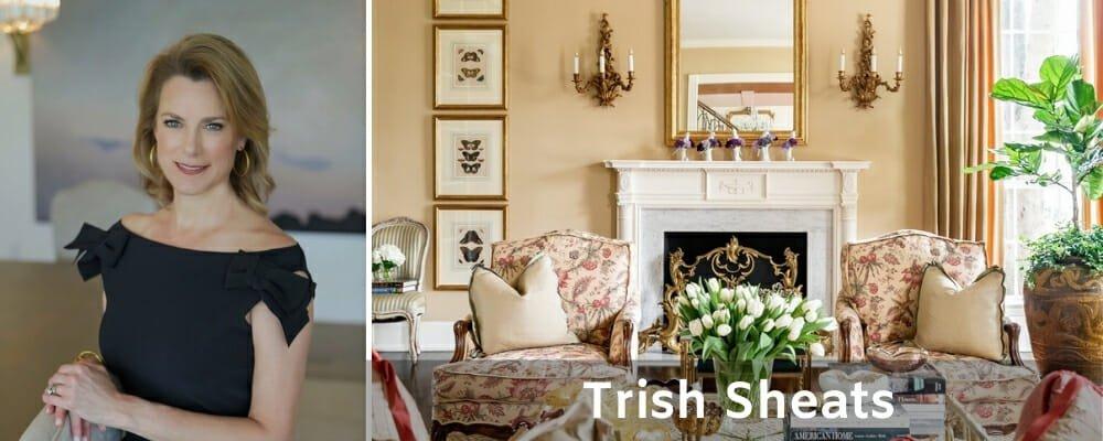 Interior decorators Fort Worth Trish Sheats