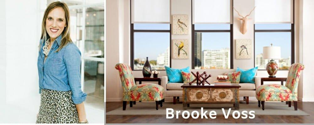 Interior design firms Minneapolis Brooke Voss