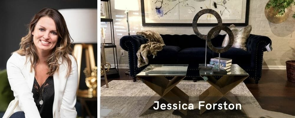 Luxury living room by one of the top interior design firms in Milwaukee, Fringe Interior Design