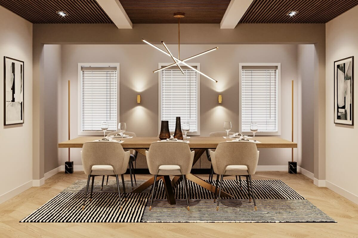 Masculine dining room ideas - Mladen C.