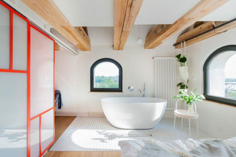 Master bathroom trends 2022 - Design Milk
