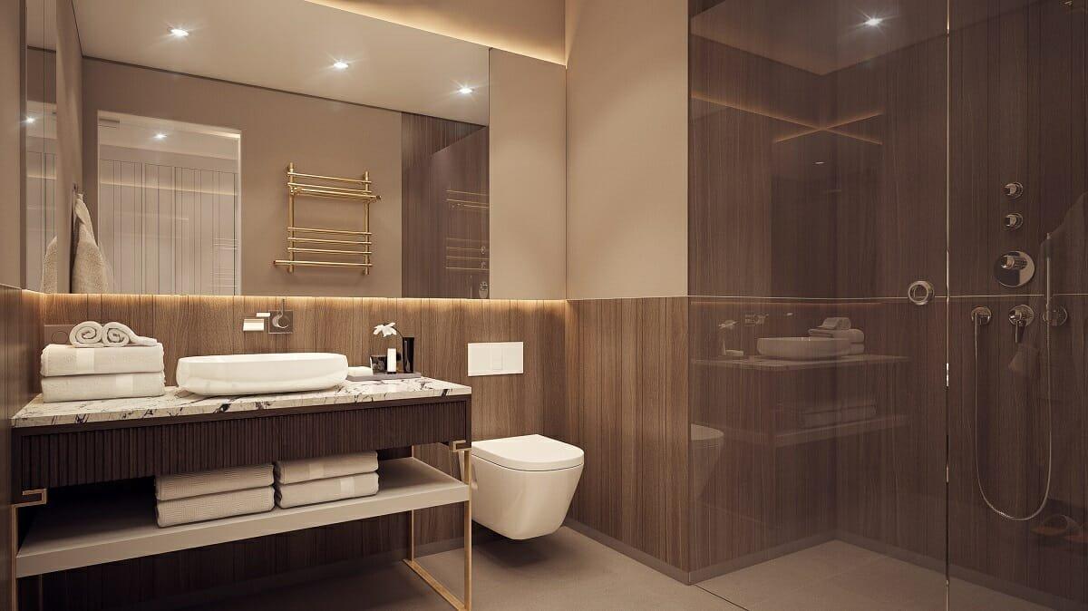 Small bathroom trends 2022 - Mladen c