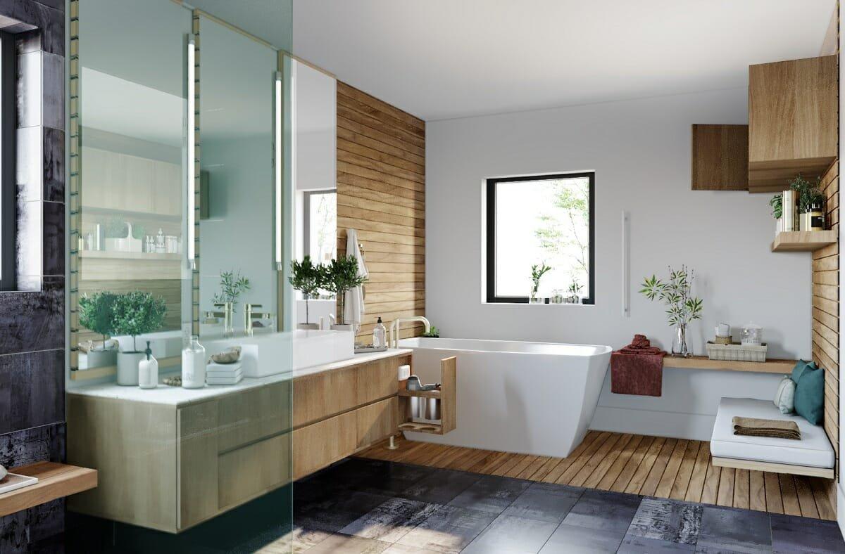 Sonia C - one of the top bathroom interior designers