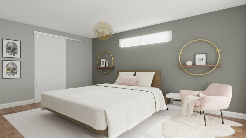 Spacejoy online interior decorator bedroom results