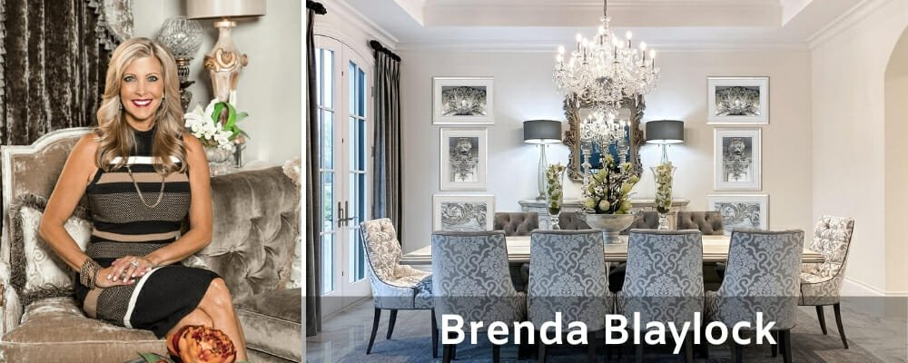 Top Fort Worth interior designers Brenda Blaylock