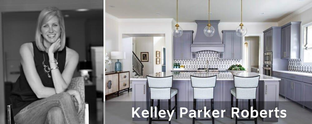 Top Fort Worth interior designers Kelley Parker Roberts