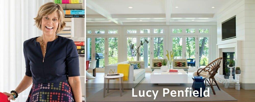 Top interior decorators Minneapolis Lucy Penfield