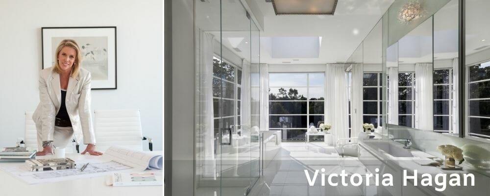 Victoria Hagan bathrooms