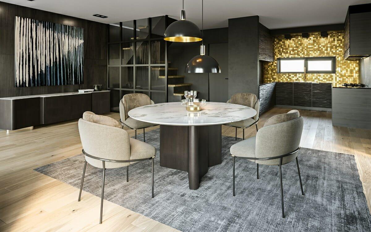 basement design ideas - Darya N
