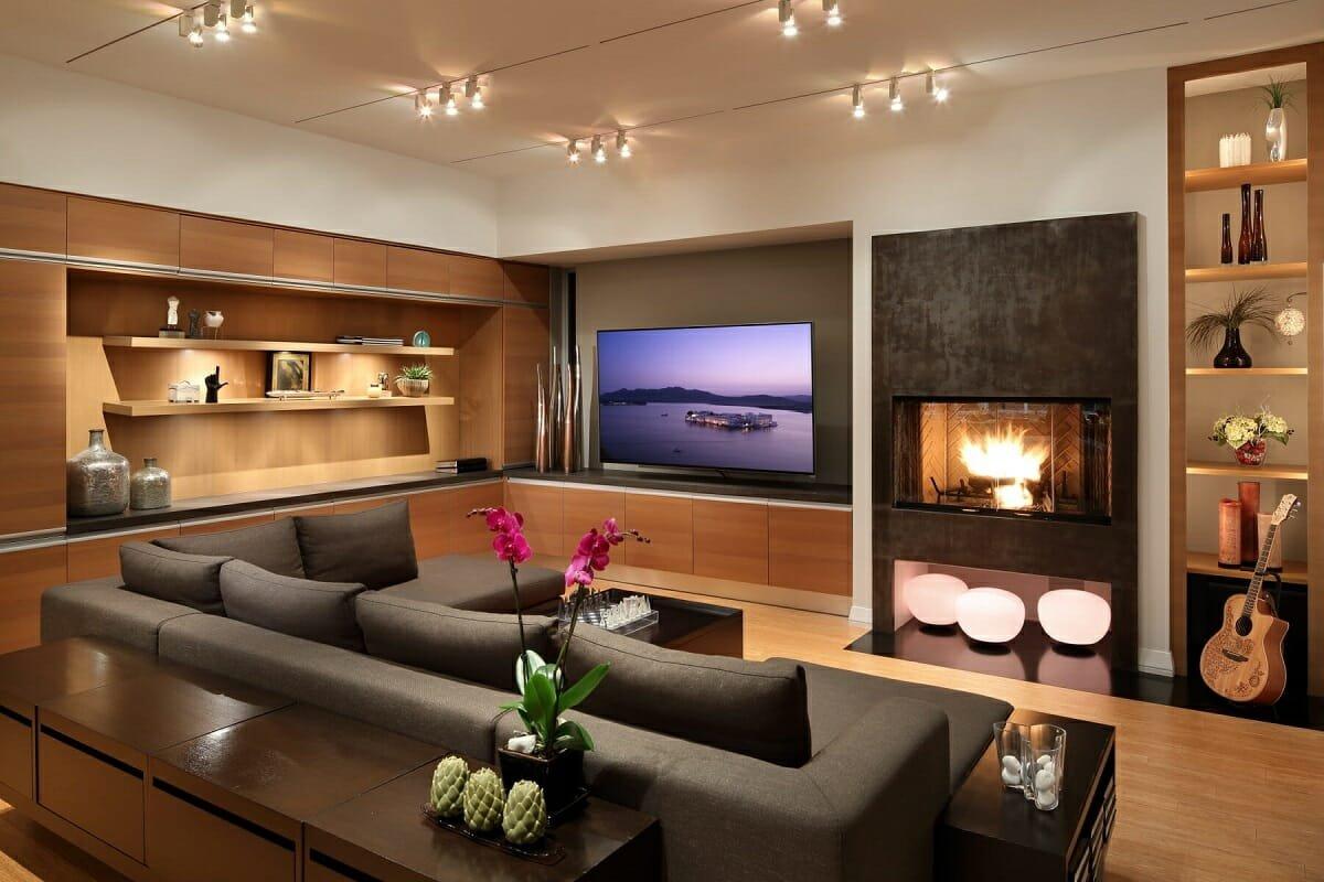 basement designer - Lisa W