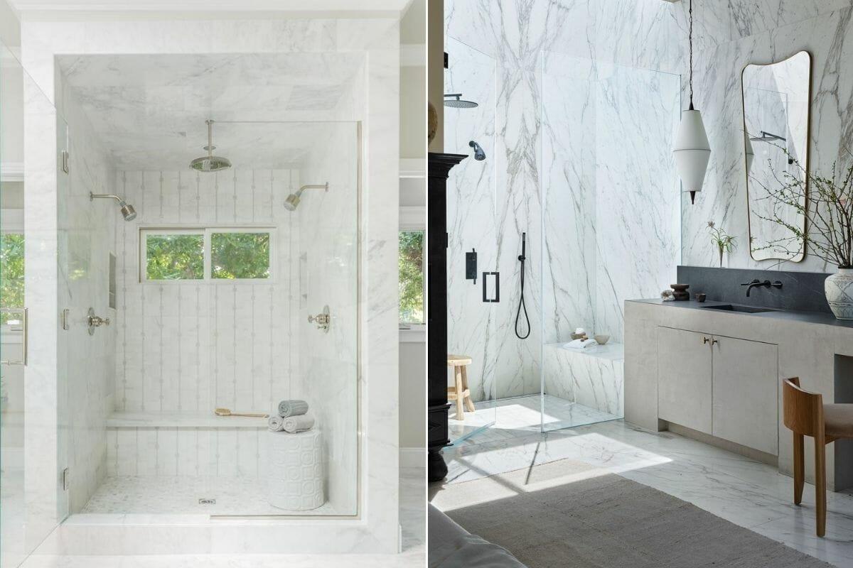 bathroom shower trends 2022