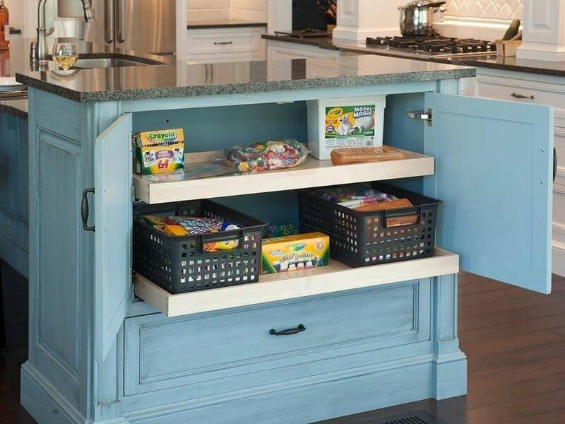 creative organization ideas for the kitchen